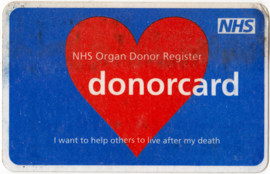 DonorCardNow