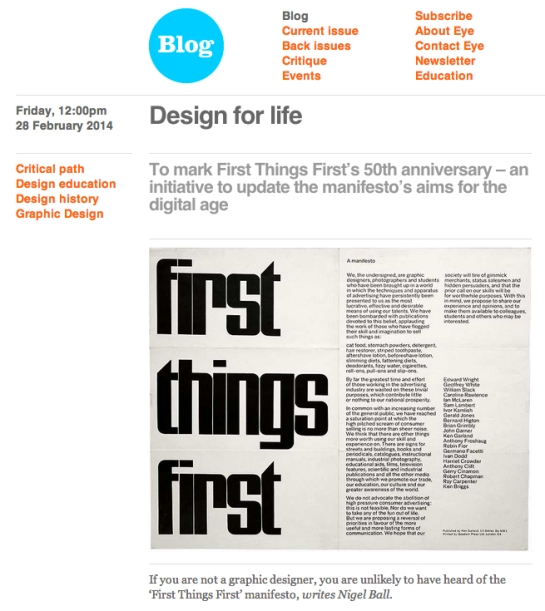 Designforlife